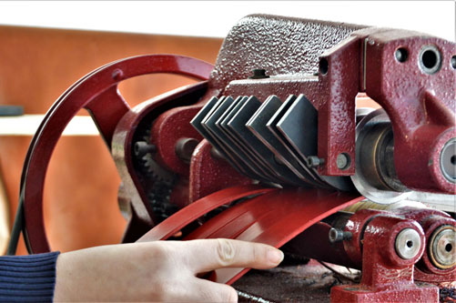 machine pour découper le cuir en bandes ab209dd90c5